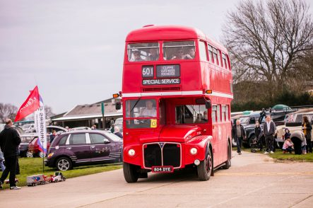 Heritage Transport Show grows again for 2019