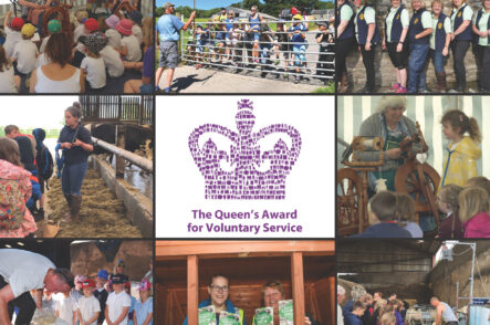 Westmorland County Agricultural Society receives The Queen's Award for Voluntary Service
